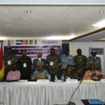MRU with support from UNOWAS organized a sub-regional meeting of Ministers of Defense and Chiefs of Defense Staff in  Monrovia, Republic of Liberia